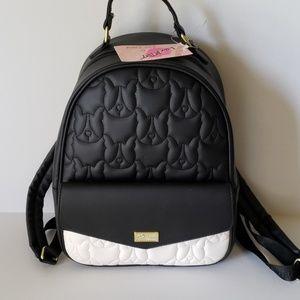 New Betsey Johnson bag pack